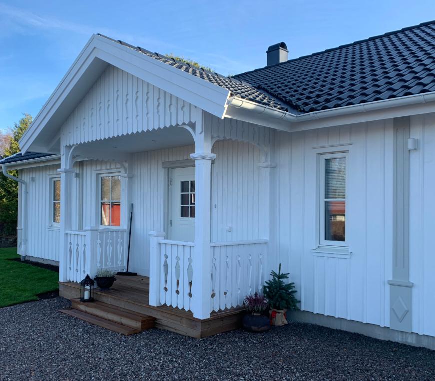 Tönnebo - veranda
